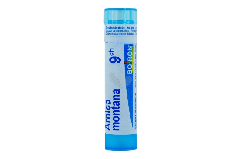 homeopathie arnica